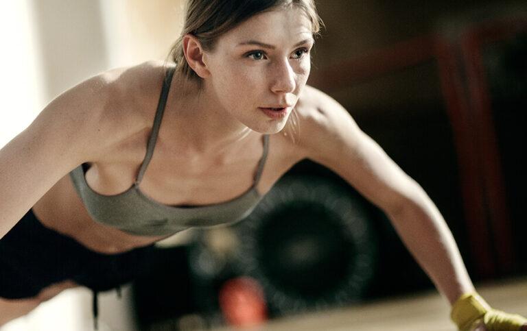 Фитнес без вреда для здоровья