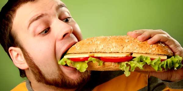 уменьшить аппетит