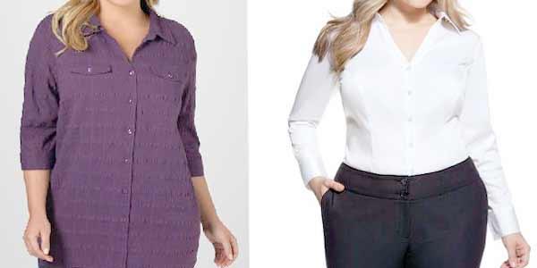 Одежда которая стройнит. Советы для полных женщин