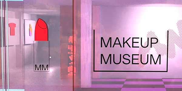 Открытие первого в мире музея макияжа