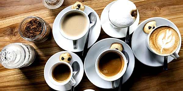 С чем пить кофе?