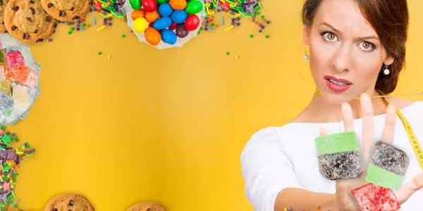 Как постепенно отказаться от сладкого