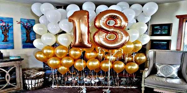Что подарить на день рождения девушке 18 лет