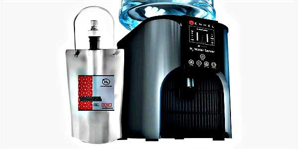 Водородная вода - польза и вред