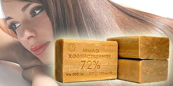 мыло для волос фото