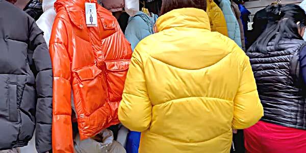 Куртки и пальто фото