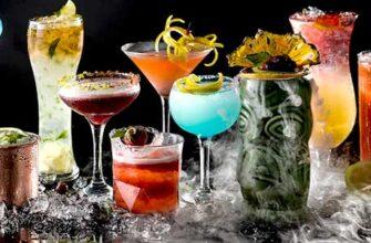 Безалкогольные коктейли дома фото