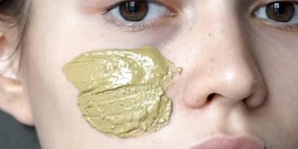 глина зеленая фото