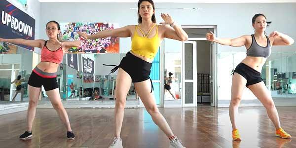 Танцы для похудения фото