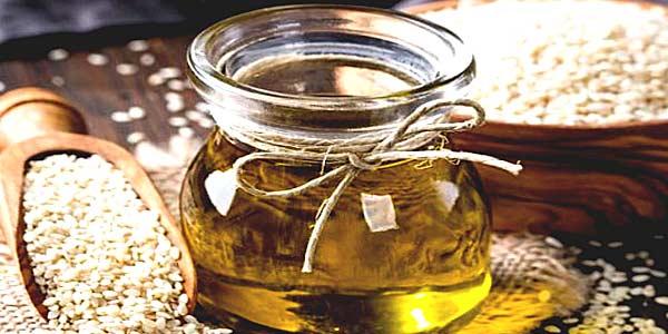 кунжутное масло фото