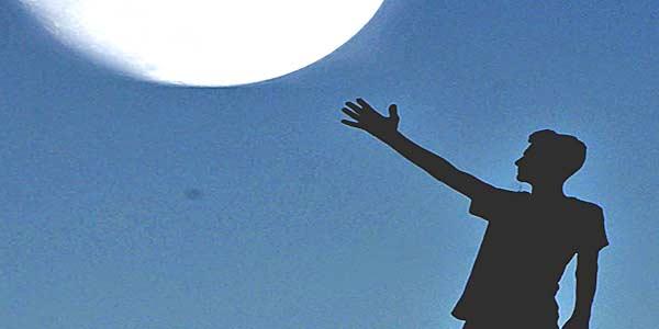 Влияние Луны на человека фото