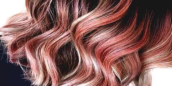 Как делать омбре на волосах фото
