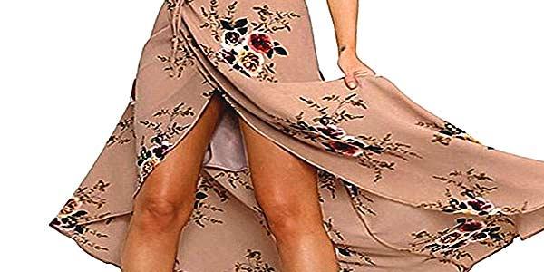 С чем носить длинные юбки? фото