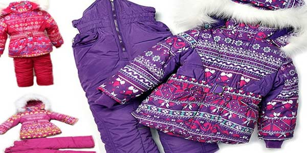 5 самых важных вещей для зимнего детского гардероба фото