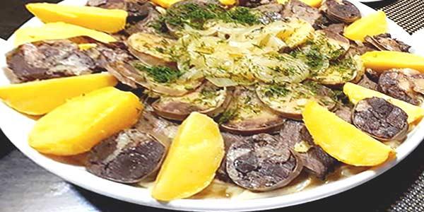 Рецепт приготовления бешбармака фото