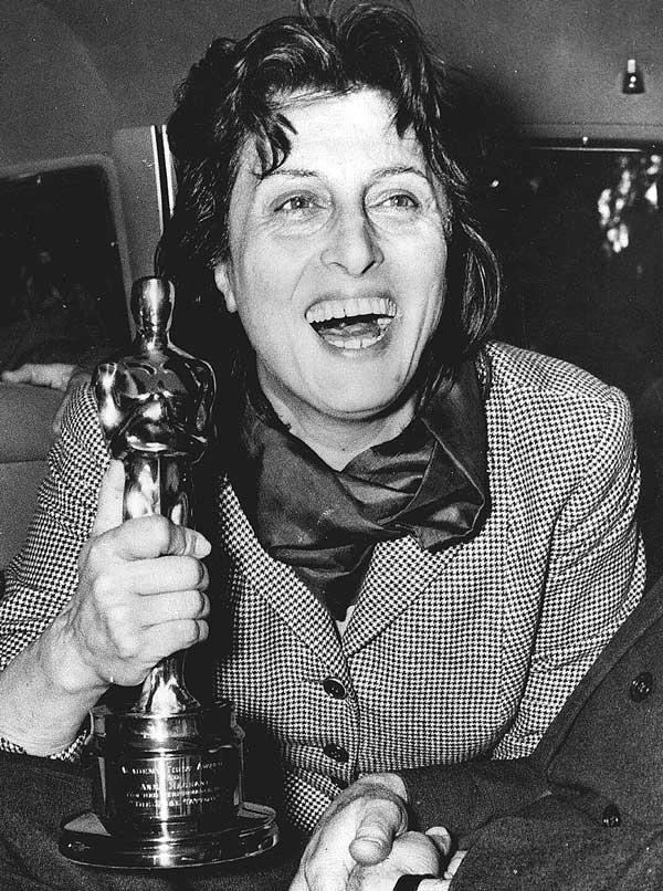 Первая итальянка, получившая Оскар