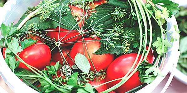 Бочковые помидоры своими руками фото